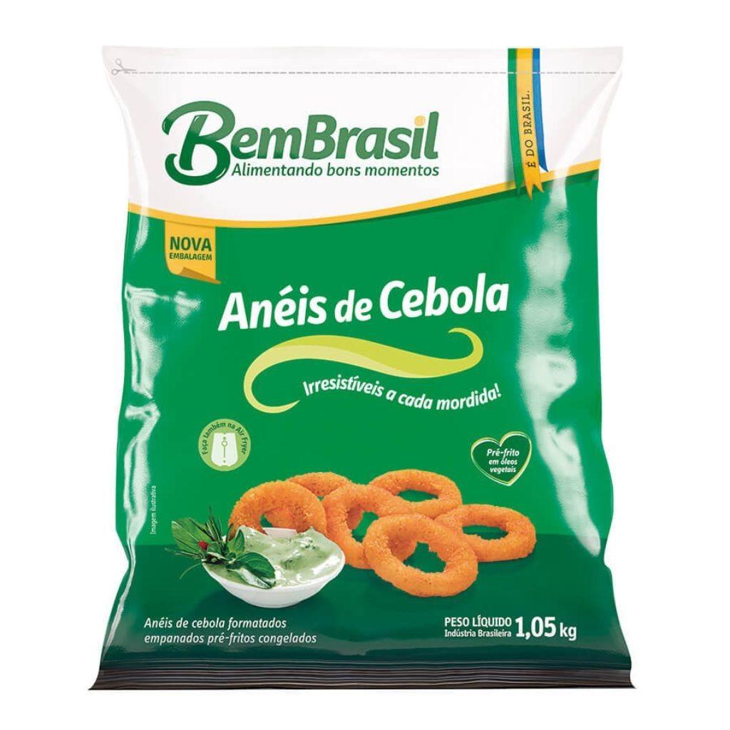 ANEIS DE CEBOLA CONG. D