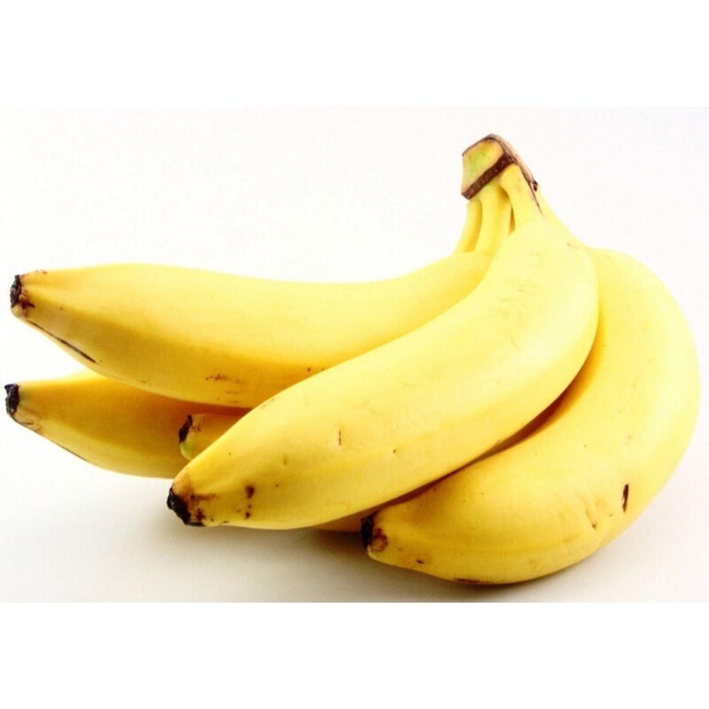 BANANA PRATA (1KG)  - JJPIVOTTO - Comercio de Frutas