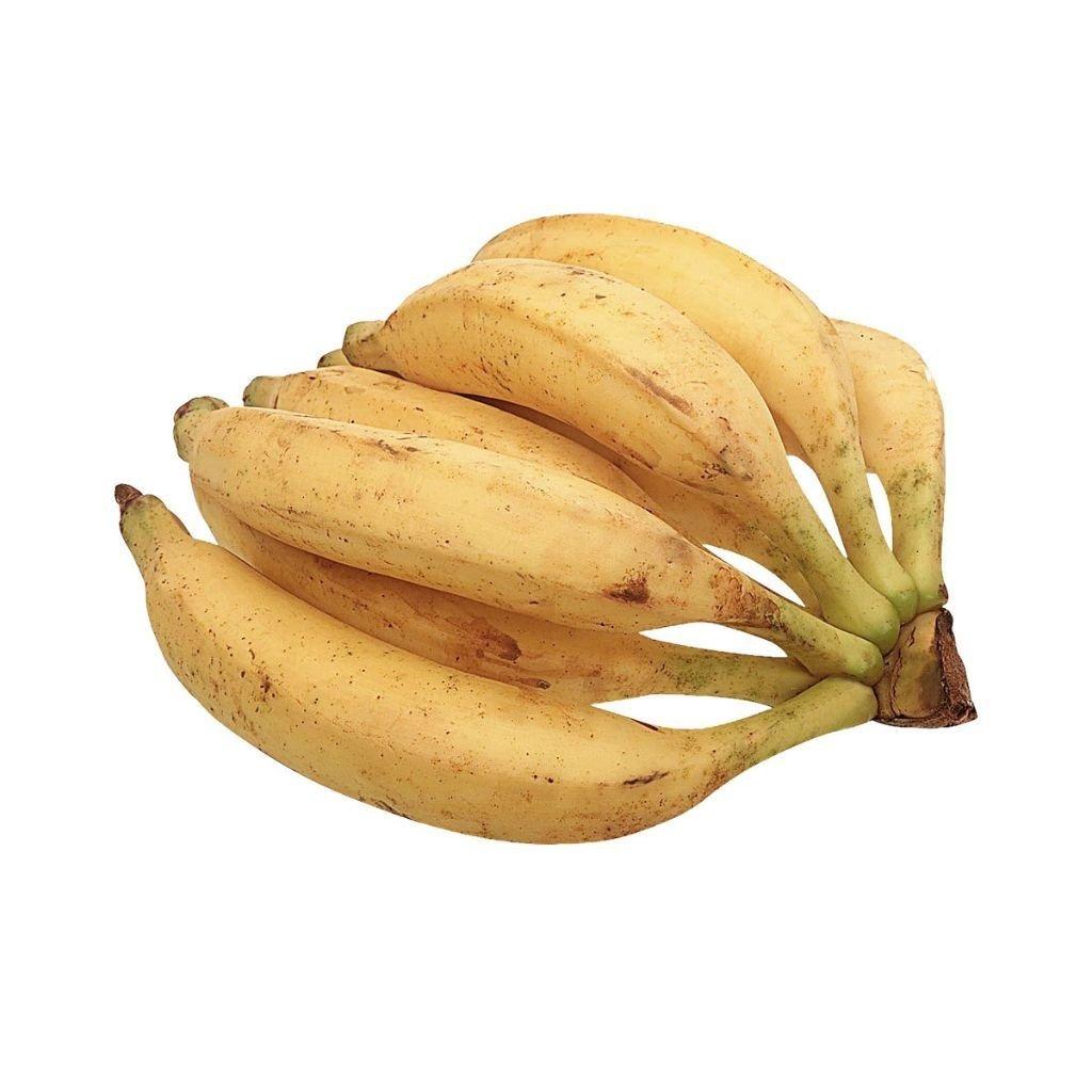BANANA TERRA (1KG)  - JJPIVOTTO - Comercio de Frutas