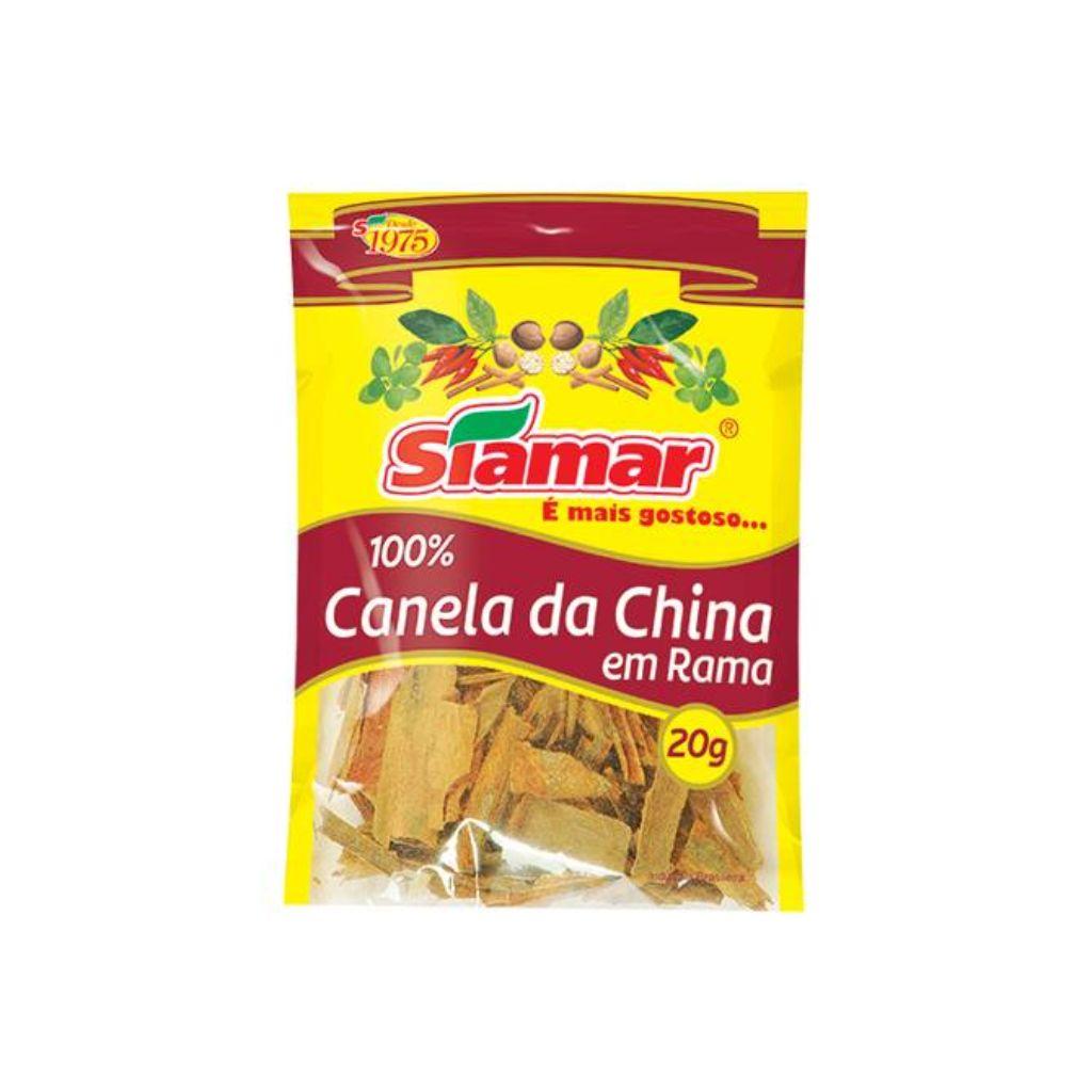 CANELA DA CHINA RAMA (20G)  - JJPIVOTTO - Comercio de Frutas