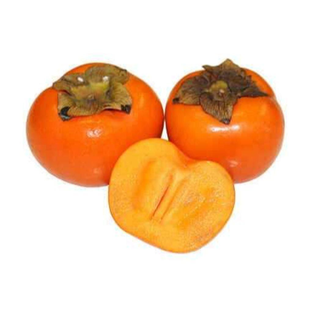 CAQUI FUYU BANDEJA C/4  - JJPIVOTTO - Comercio de Frutas