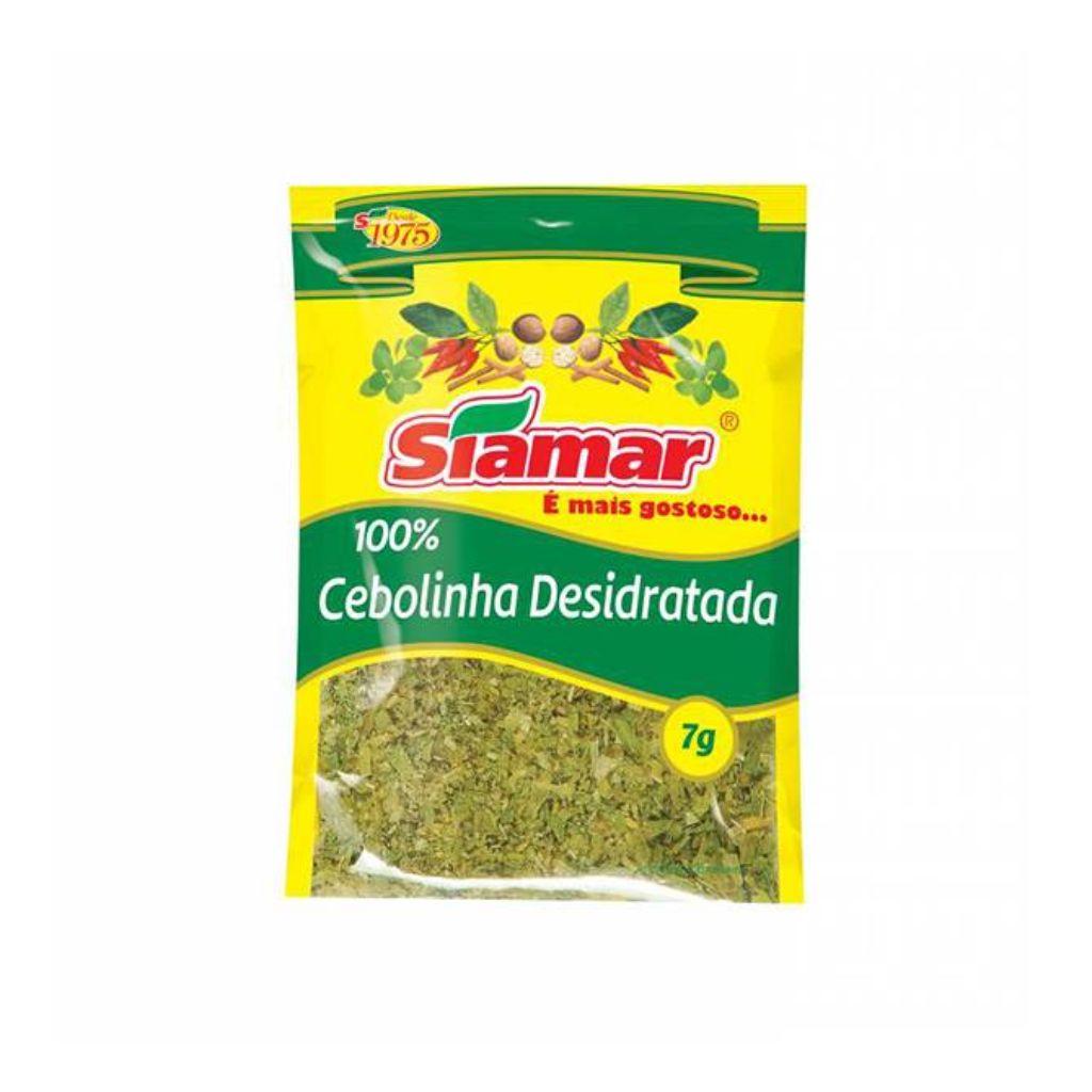 CEBOLINHA DESIDRATADA (7G)  - JJPIVOTTO - Comercio de Frutas