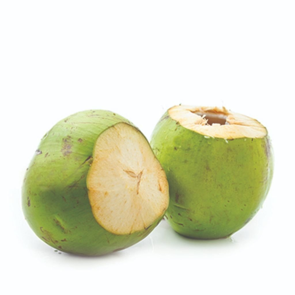 COCO VERDE DESCASCADO (UNIDADE)  - JJPIVOTTO - Comercio de Frutas