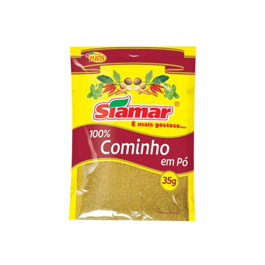 COMINHO EM PO (35G)  - JJPIVOTTO - Comercio de Frutas