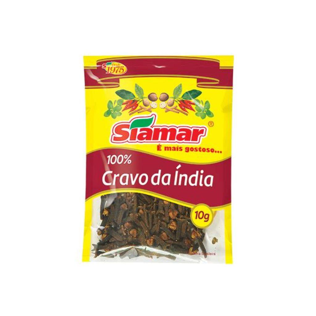 CRAVO DA INDIA (10G)  - JJPIVOTTO - Comercio de Frutas