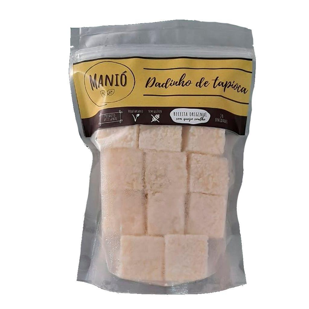 DADINHO DE TAPIOCA CONGELADO  - JJPIVOTTO - Comercio de Frutas