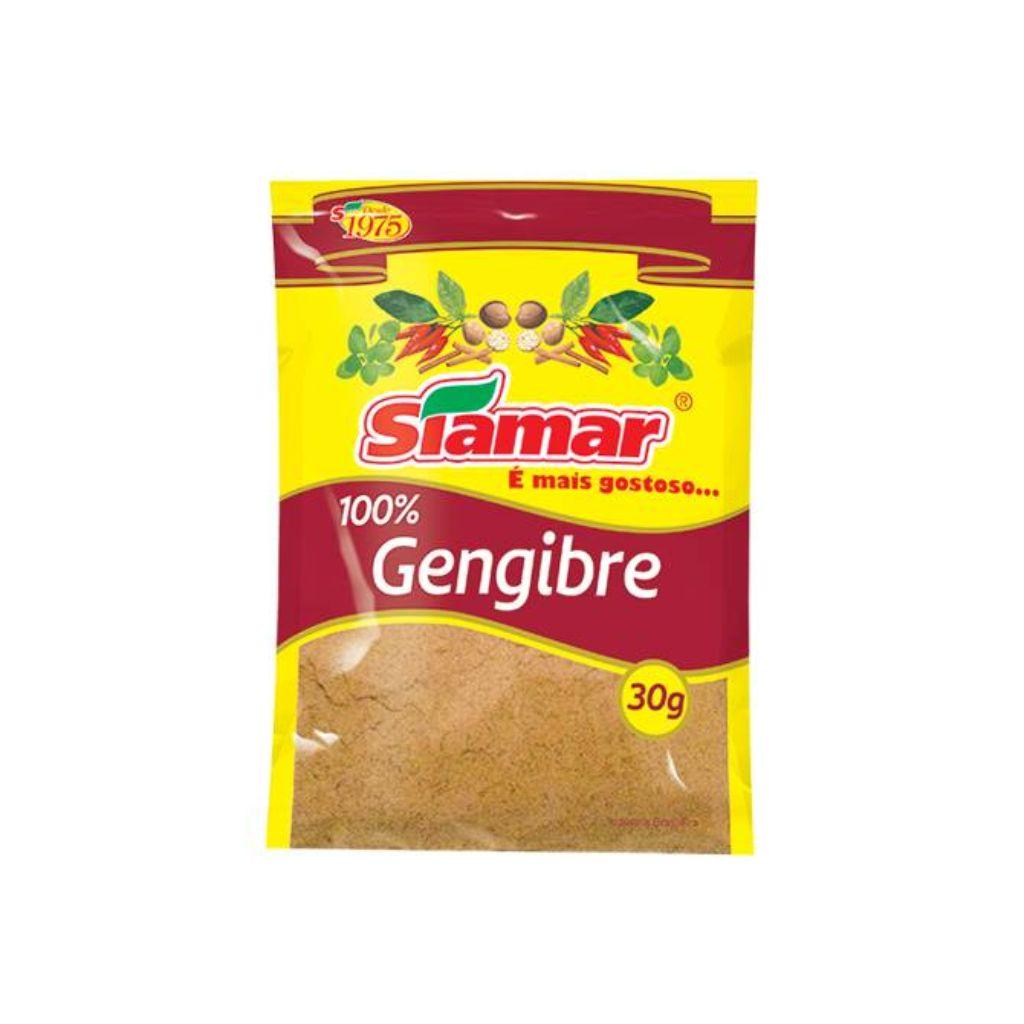 GENGIBRE EM PO (30G)  - JJPIVOTTO - Comercio de Frutas