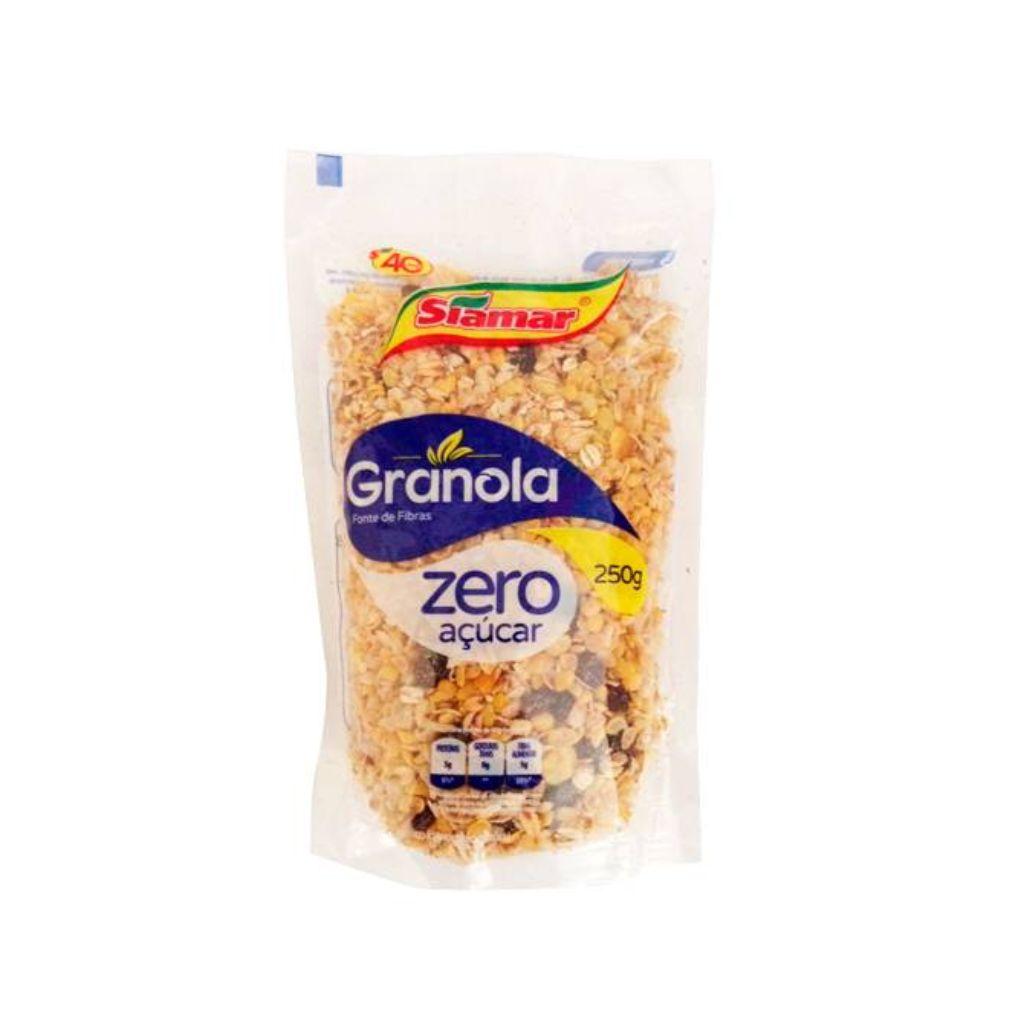 GRANOLA ZERO (250G)  - JJPIVOTTO - Comercio de Frutas