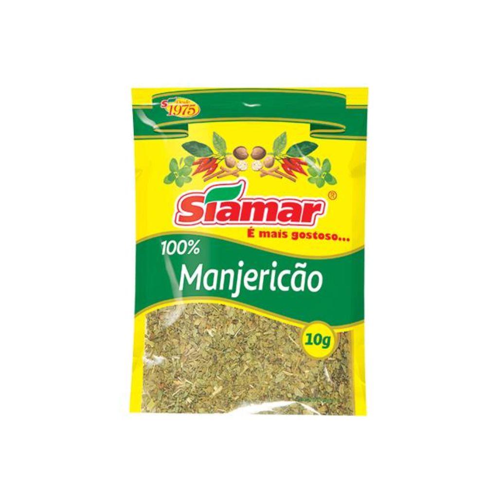 MANJERICAO (10G)  - JJPIVOTTO - Comercio de Frutas