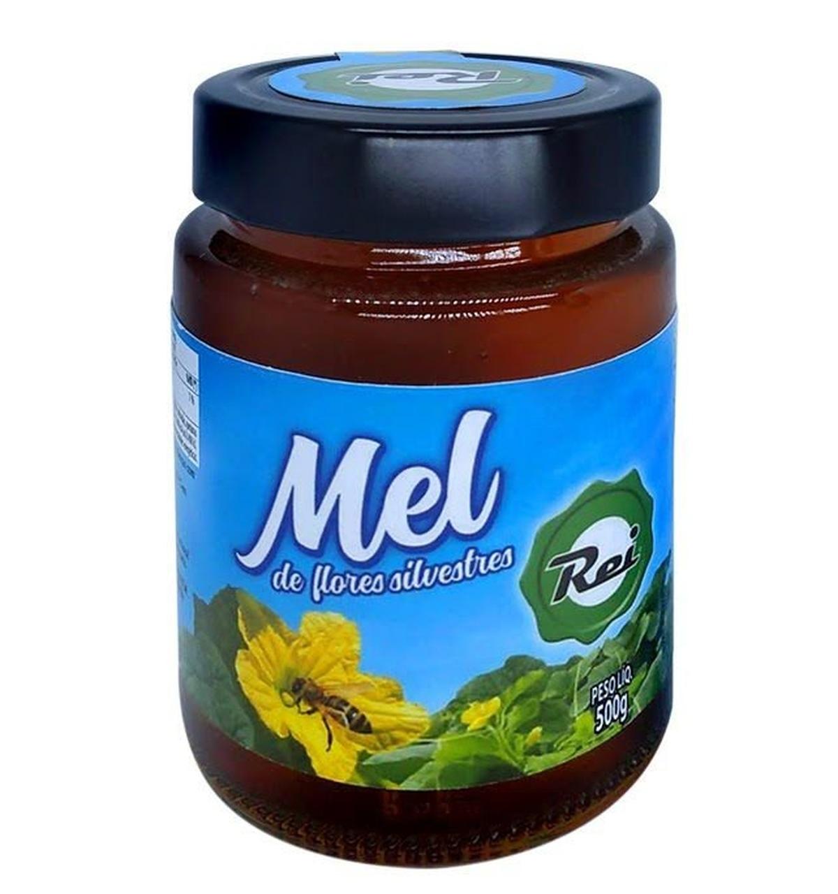 MEL REI 500G  - JJPIVOTTO - Comercio de Frutas