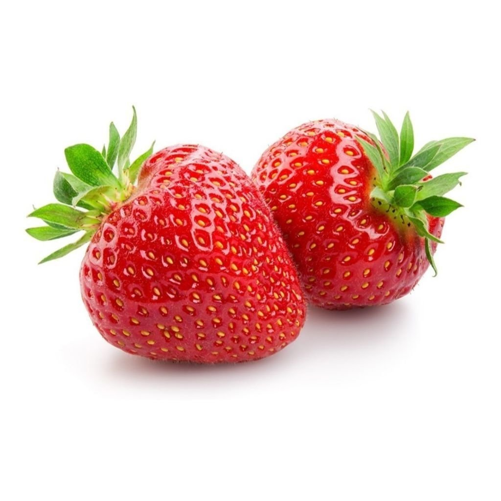 MORANGO FUNDY - ESPECIAL (350G)  - JJPIVOTTO - Comercio de Frutas