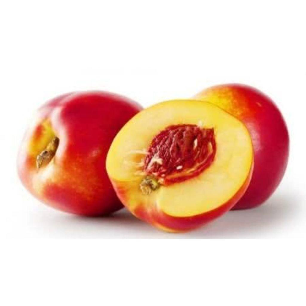 NECTARINA NACIONAL 500G  - JJPIVOTTO - Comercio de Frutas