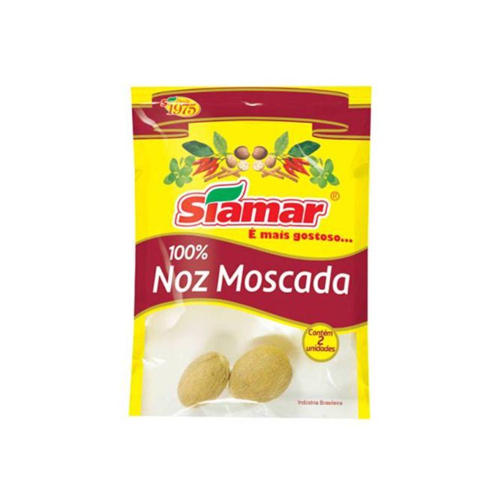 NOZ MOSCADA BOLAS (2UN)  - JJPIVOTTO - Comercio de Frutas