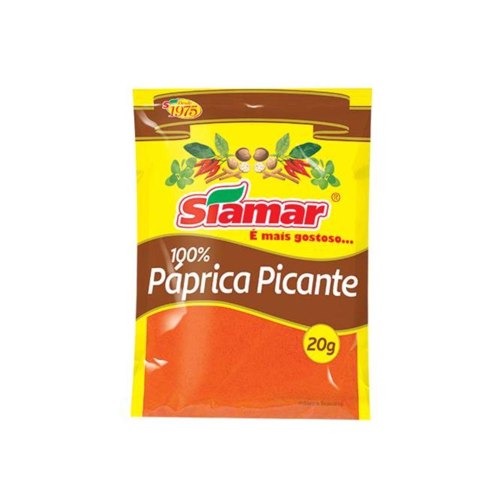 PAPRICA PICANTE (20G)  - JJPIVOTTO - Comercio de Frutas