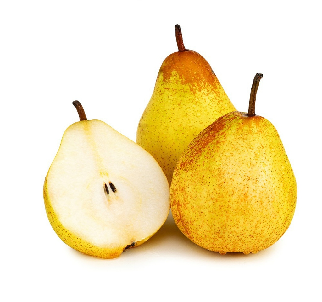 PERA PORTUGUESA (500G)  - JJPIVOTTO - Comercio de Frutas
