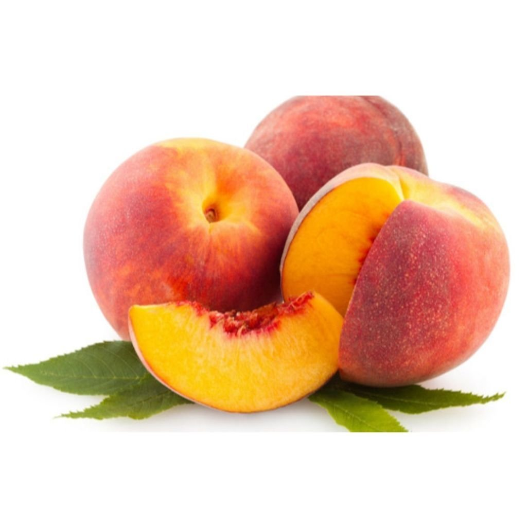PESSEGO NACIONAL 500G  - JJPIVOTTO - Comercio de Frutas