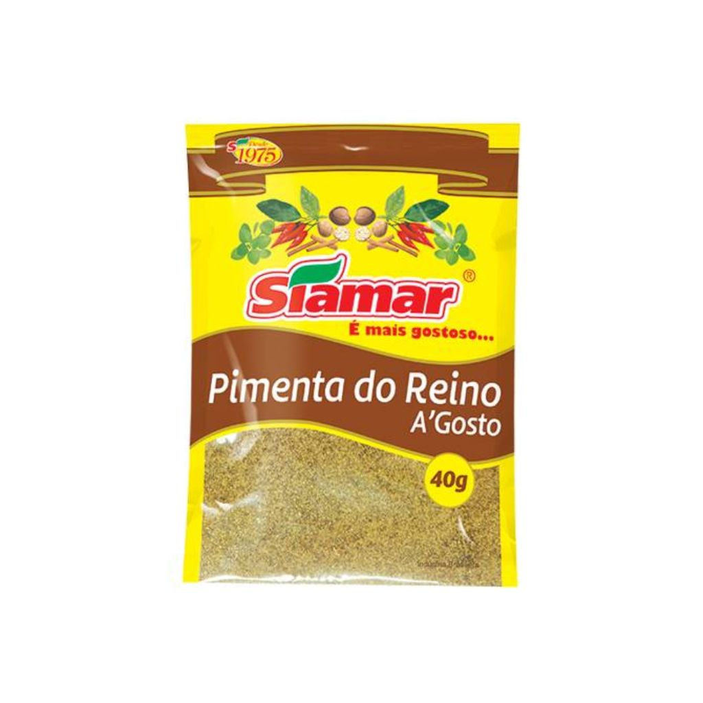 PIMENTA MOIDA A GOSTO (40G)  - JJPIVOTTO - Comercio de Frutas