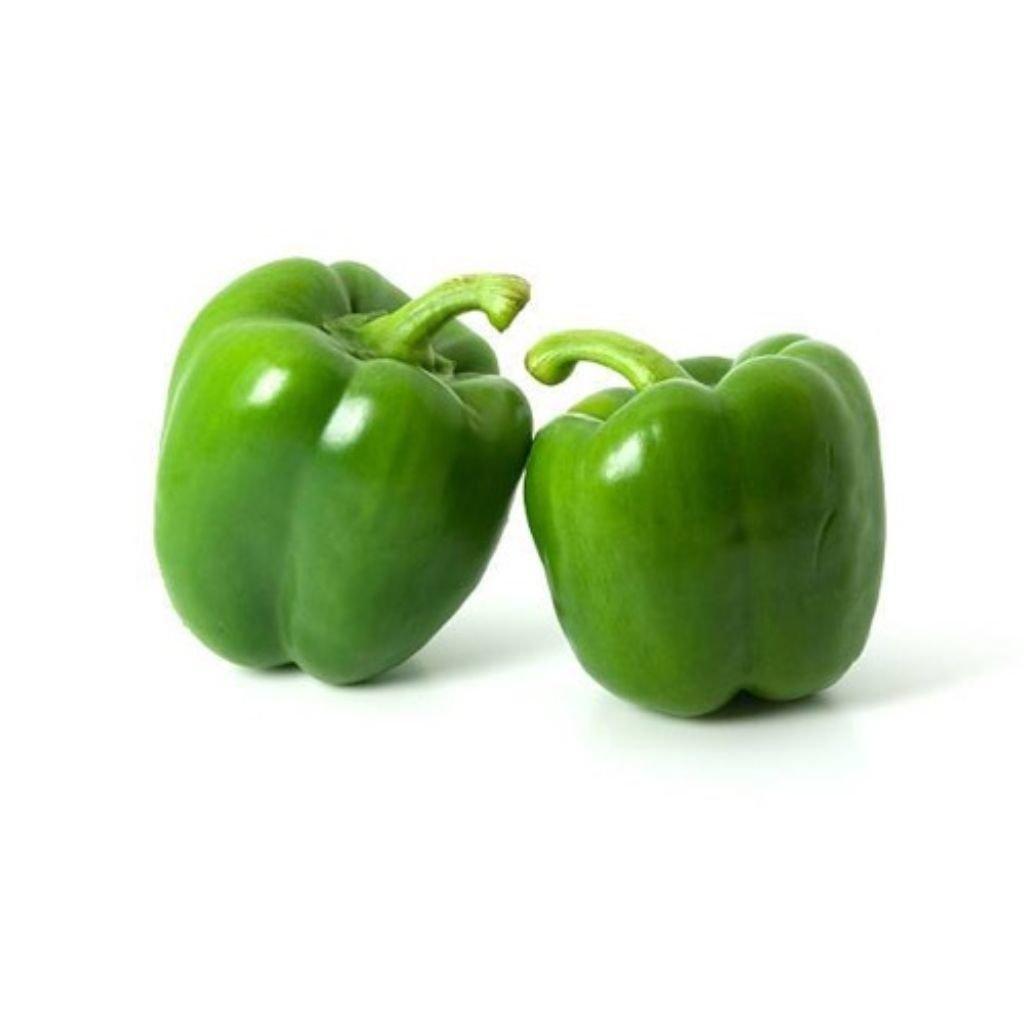 PIMENTAO  - VERDE (500G)  - JJPIVOTTO - Comercio de Frutas