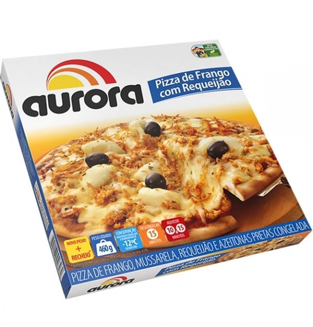 PIZZA DE FRANGO C/ REQUEIJAO  - JJPIVOTTO - Comercio de Frutas