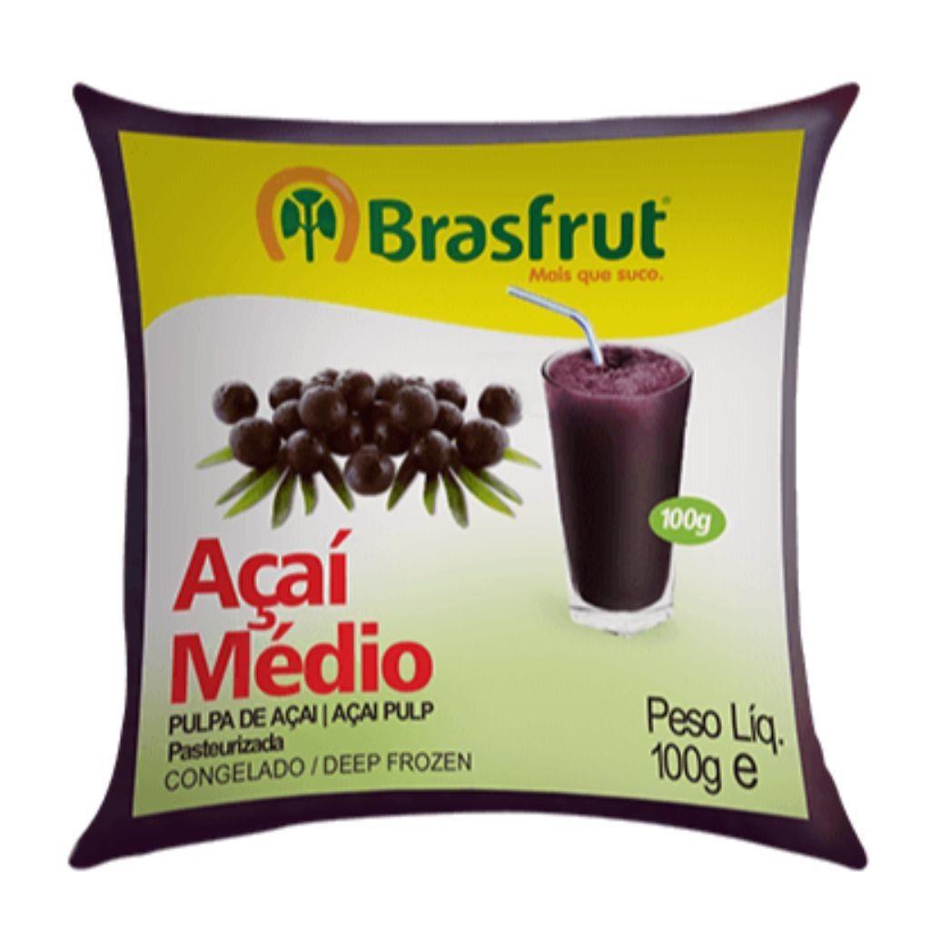 POLPA DE ACAI 100G  - JJPIVOTTO - Comercio de Frutas