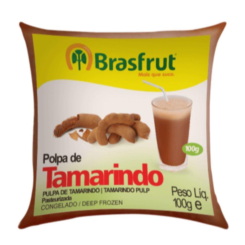 POLPA DE TAMARINDO 100G  - JJPIVOTTO - Comercio de Frutas