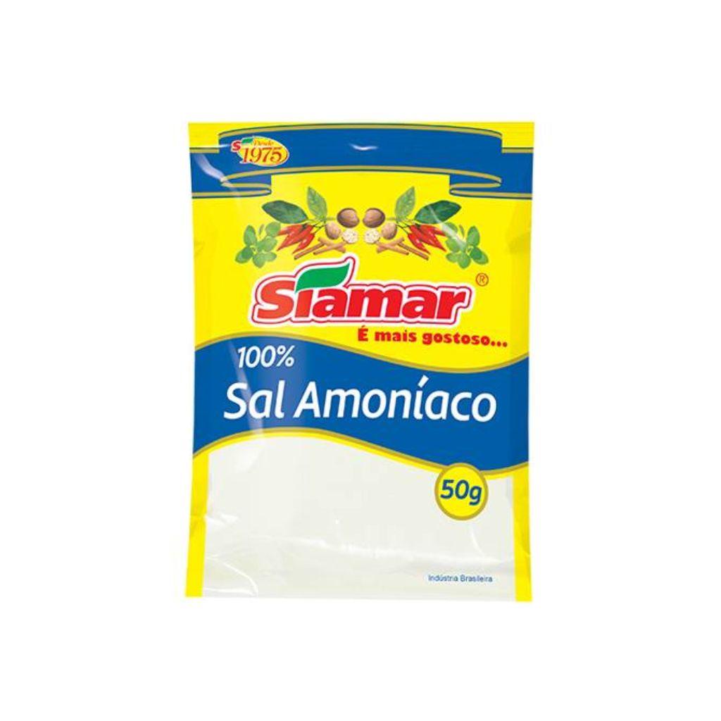 SAL AMONIACO (50G)  - JJPIVOTTO - Comercio de Frutas