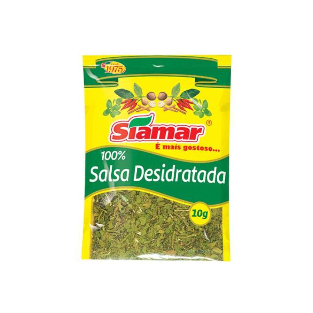 SALSA DESIDRATADA (10G)  - JJPIVOTTO - Comercio de Frutas