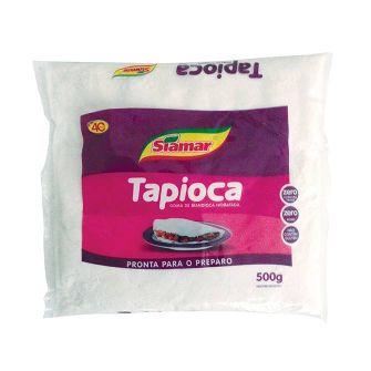 TAPIOCA PRONTA SIAMAR (500G)  - JJPIVOTTO - Comercio de Frutas