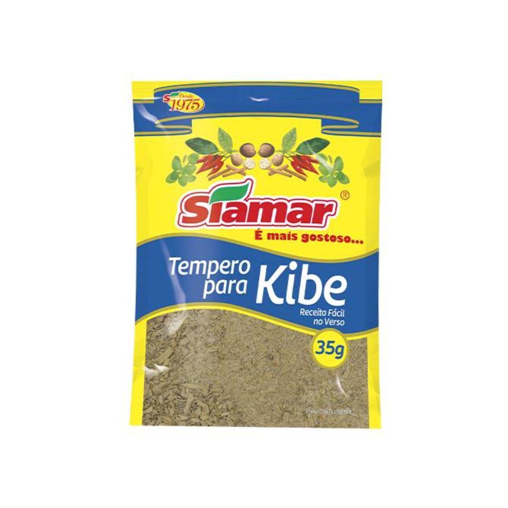 TEMPERO PARA KIBE (35G)  - JJPIVOTTO - Comercio de Frutas
