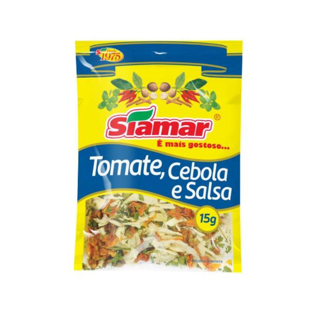 TOMATE, CEBOLA, SALSA (15G)  - JJPIVOTTO - Comercio de Frutas