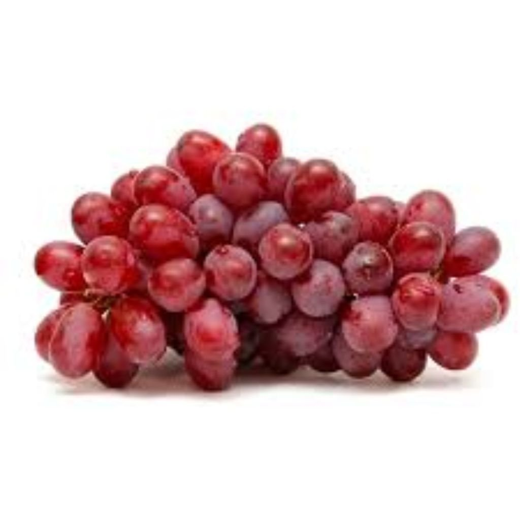 UVA RED GLOBE  (500G)  - JJPIVOTTO - Comercio de Frutas
