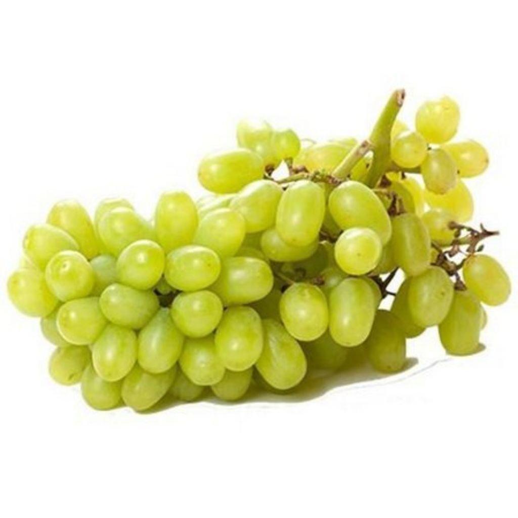 UVA THOMPSON (500G)  - JJPIVOTTO - Comercio de Frutas