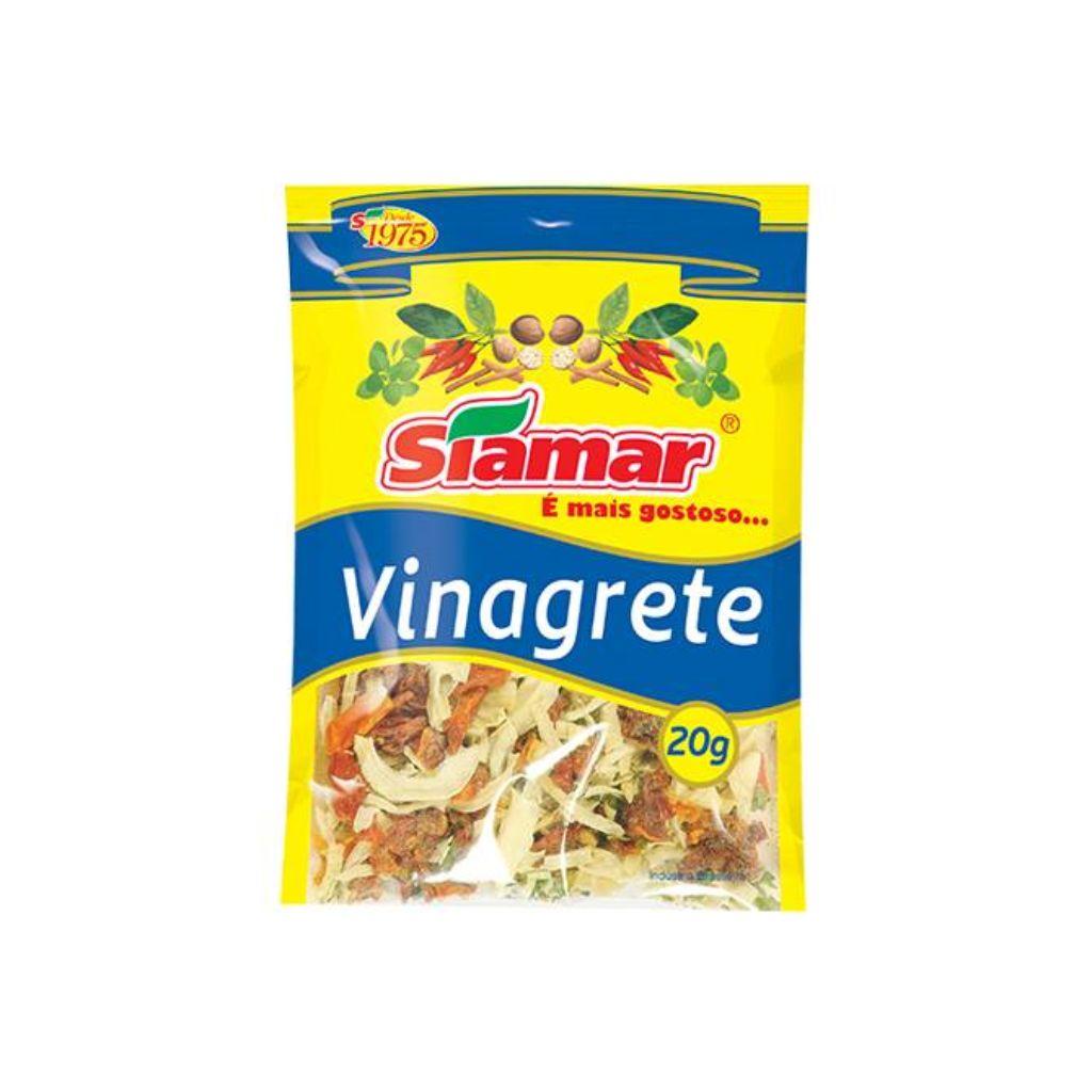 VINAGRETE (20G)  - JJPIVOTTO - Comercio de Frutas
