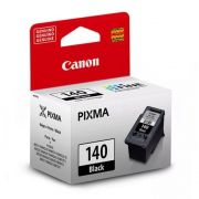 Cartucho de Tinta Canon 140 Preto Original