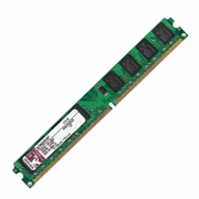 Memória 2GB DDR2 667 Mhz PC2 Computador 1.8V Kingston