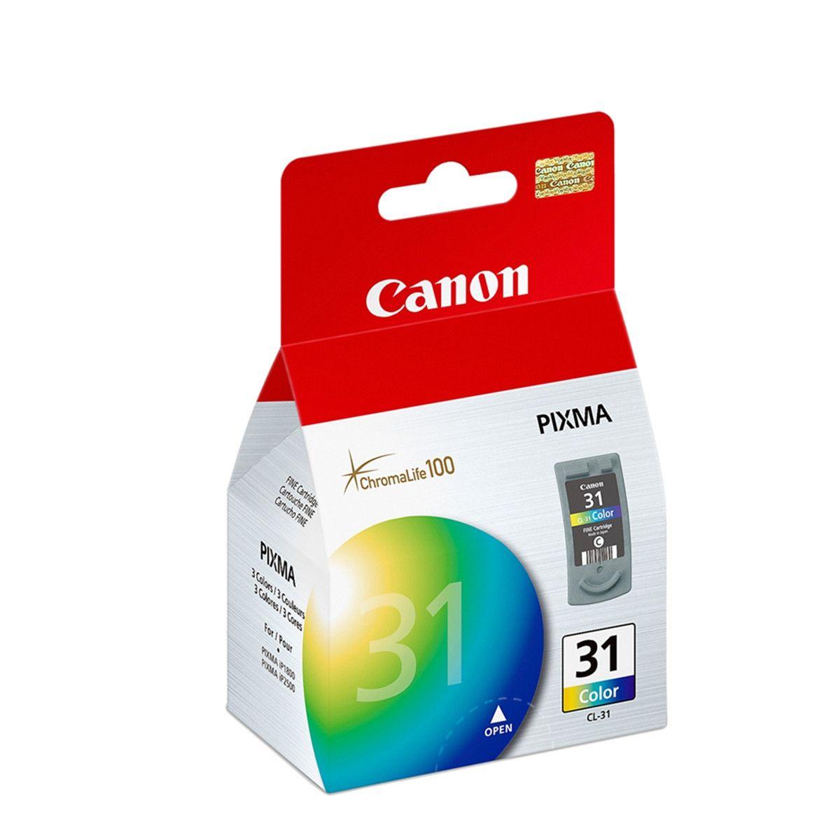 Cartucho de Tinta Canon 31 Colorido Original