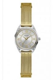 Relógio Feminino Guess Aço Dourado 92685lpgdba1