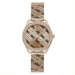 Relógio Feminino Guess Pulseira de Aço Ladies Trend 92760LPGTRA2