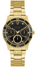 Relógio Feminino Guess Aço Dourado 92719lpgsda5