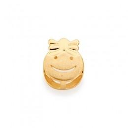 Pingente Rommanel 540684 Menina med. 1,00 cm