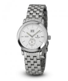 Relógio Feminino Seculus Swiss Made Pulseira de  Aço 952717331MSSW