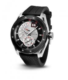 Relógio Masculino Seculus Swiss Made Esportivo Coleção Corpenico 9535704SILSSBW