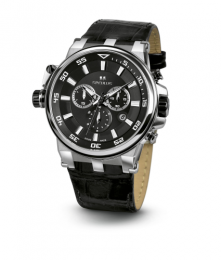 Relógio Masculino Seculus Swiss Made Safira 45105503DLBSSB
