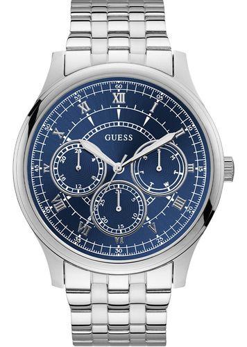 Relógio Masculino Guess Pulseira de Aço Men Dress 92724G0GDNA3