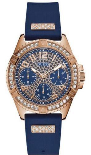 Relógio Feminino Guess Rosé Poliuretano 92710lpgsru5