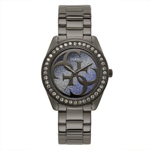 Relógio Feminino Guess Pulseira de Aço Ladies Trend 92702LPGTSA2