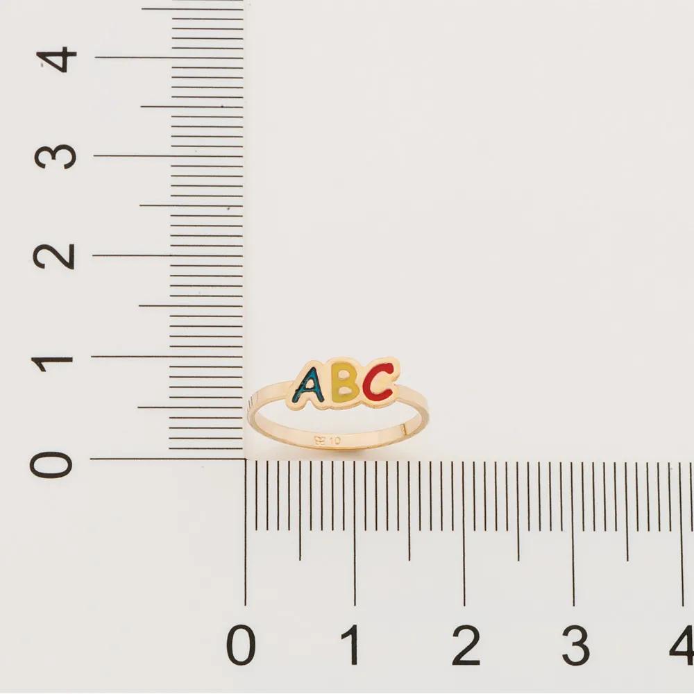 Anel Rommanel  infantil Rommanel 512803 abc