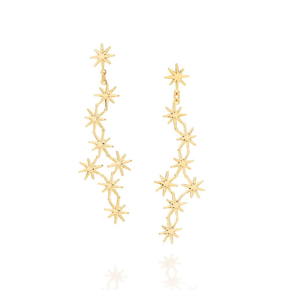 Brinco Rommanel 525679 estrelas