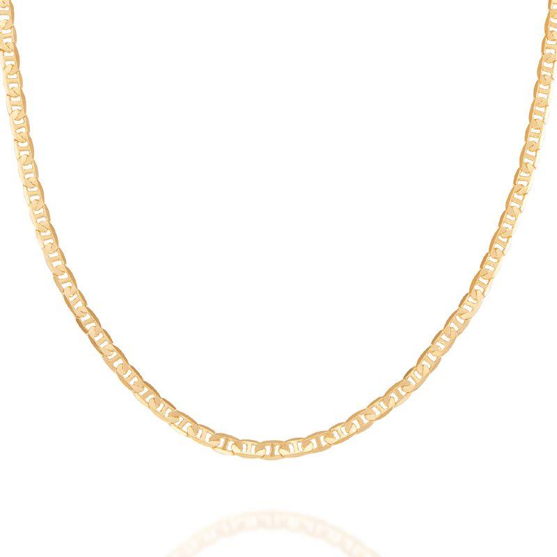 Cordao Rommanel 530312 fio diamantado - tam.60 cm