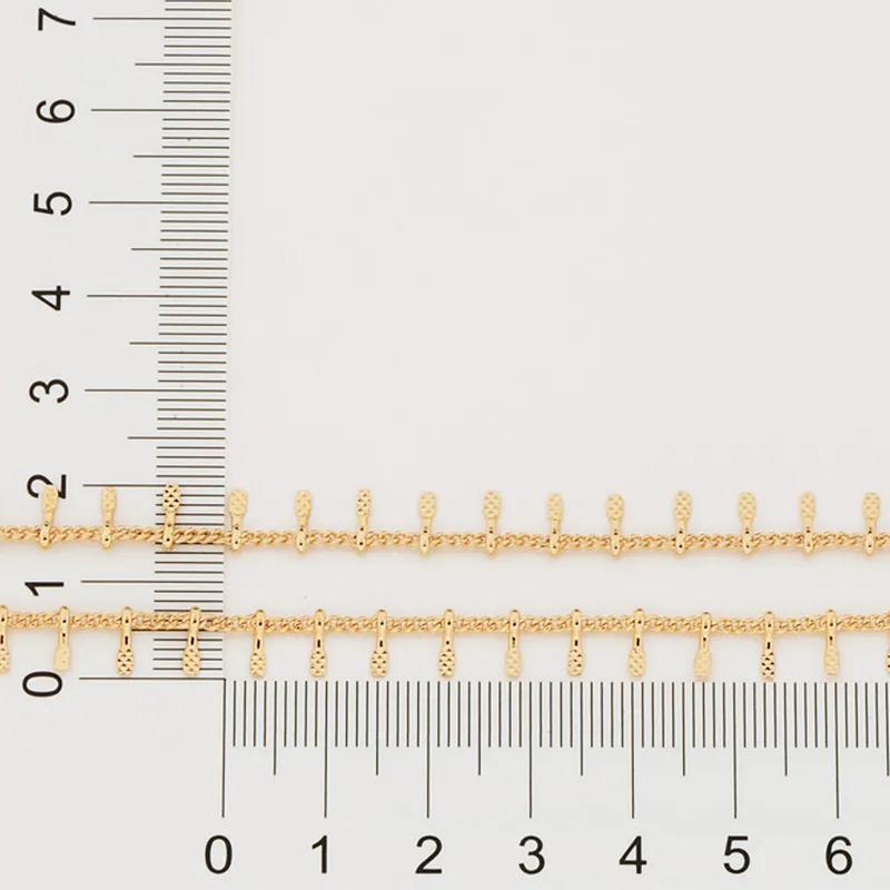 Gargantilha feminina rommanel 532050 gio antonelli med.42 cm